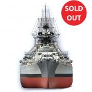 Costruisci la Bismarck | Scala 1:200