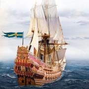 Costruisci il maestoso Vasa | Scala 1:65