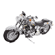 Costruisci Harley Davidson Fat Boy   Scala 1:4