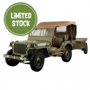 Jeep Willys | Scala 1:8 - Kit Completo