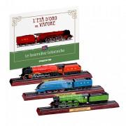 L'età d'oro del vapore - Le locomotive Britanniche