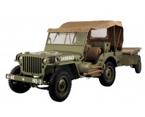 Jeep Willys | Scala 1:8