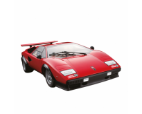 Lamborghini Countach - Kit Completo | Scala 1:8