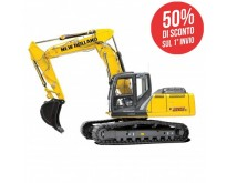 Escavatore New Holland | Scala 1:18