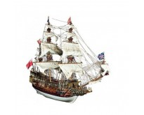 Costruisci il Sovereign of the Seas | Scala 1:84 - Kit Completo