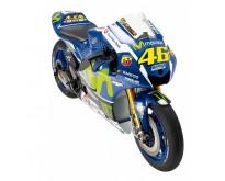Yamaha YZR-M1 La moto di Valentino | Scala 1:4 | Kit Completo