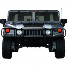 Hummer H1 RC modello in scala