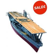 Costruisci l'ammiraglia IJN Akagi - Kit Completo