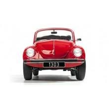 Costruisci il VW Maggiolone 1303 Cabriolet | Scala 1:8