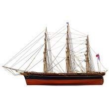 Cutty Sark | Modello in scala 1:84 | Kit Completo