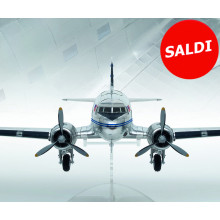 Costruisci il Douglas DC-3 -scala 1:32