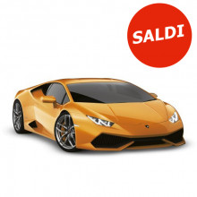 Costruisci la Lamborghini Huracán