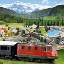 Ferrovia del Gottardo | Scala 1:160 | Kit Completo
