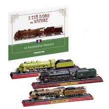 L'età d'oro del vapore - Le locomotive Francesi