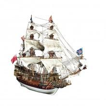 Costruisci il Sovereign of the Seas | Scala 1:84 - Kit Completo