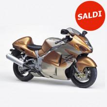 Suzuki GSX Hayabusa - Kit Completo | Scala 1:4