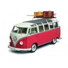 Costruisci il VW T1 Samba Bulli Camper | Scala 1:8