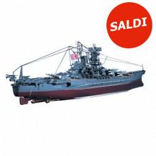 La corazzata Yamato - Kit Completo | Scala 1:250