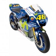 Yamaha YZR M1 Valentino Rossi | Modello 1:4