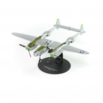 LOCKHEED P-38 LIGHTNING – RICHARD BONG