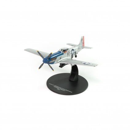 NORTH AMERICAN P-51D MUSTANG – GEORGE PREDDY