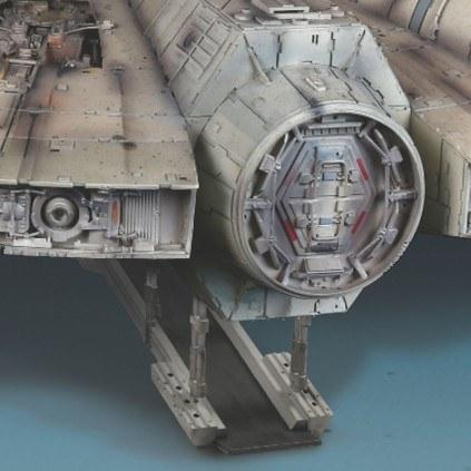 millennium falcon modellino