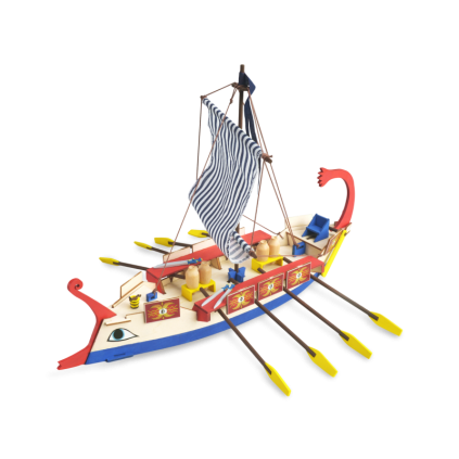 Roman Ship | Kids Collection | Full Kit