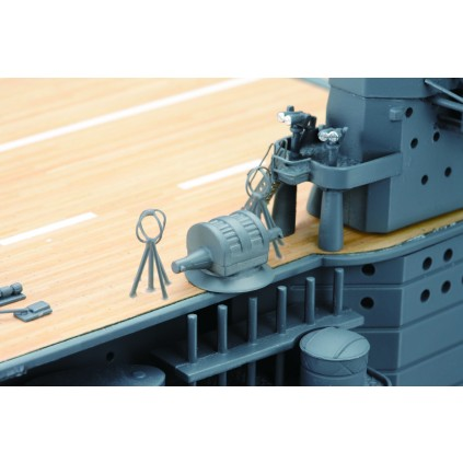 Build IJN Akagi - detailed castings