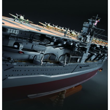 Build IJN Akagi - accurate to the last detail