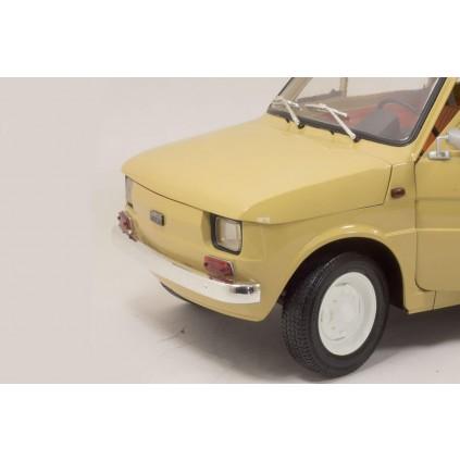 Costruisci il modellino della Fiat 126 in scala 1:8 | ModelSpace