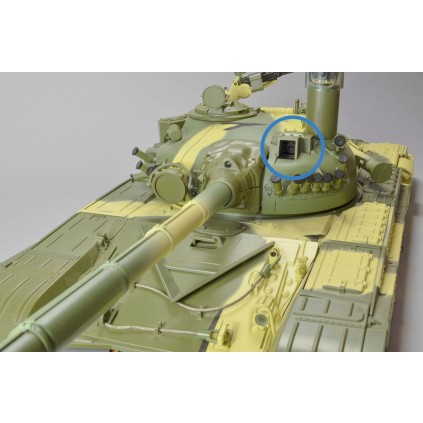 Carro armato T-72 | Wifi Unit
