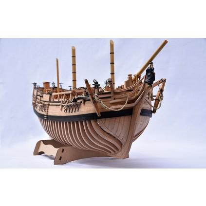 Costruisci la Nave HMS Bounty Modellino in Ammiragliato | ModelSpace