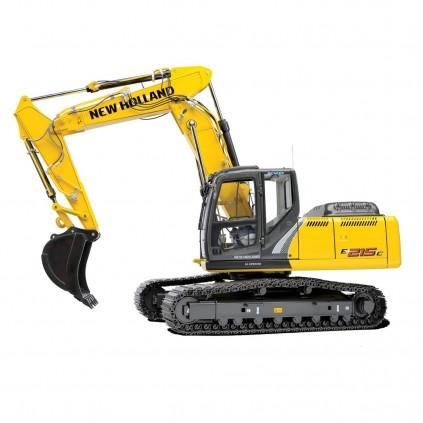 Escavatore New Holland | Scala 1:18