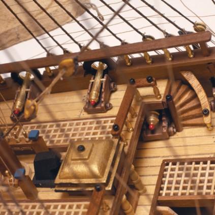 Modello del veliero San Felipe   De Agostini ModelSpace
