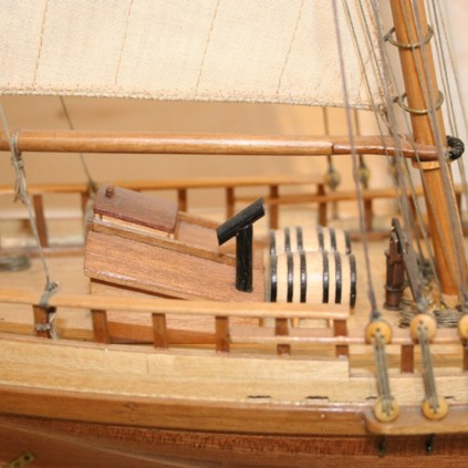 Virginia Schooner | Scala 1:41 | Kit Completo