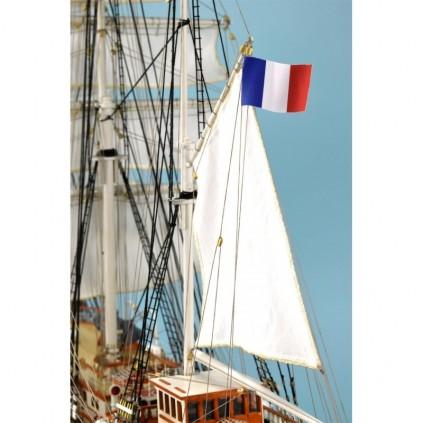 Belem Ship | 1:75 Model | Full Kit