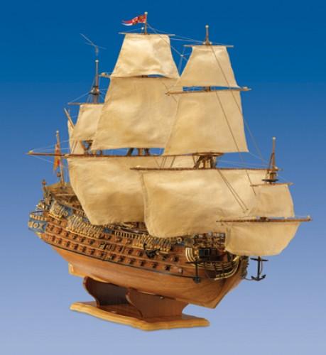 Costruisci il San Felipe | Large Scale