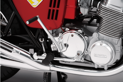 CB750 Honda 1:4 scale model