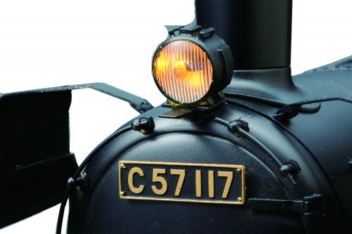 Build the C57 Locomotive