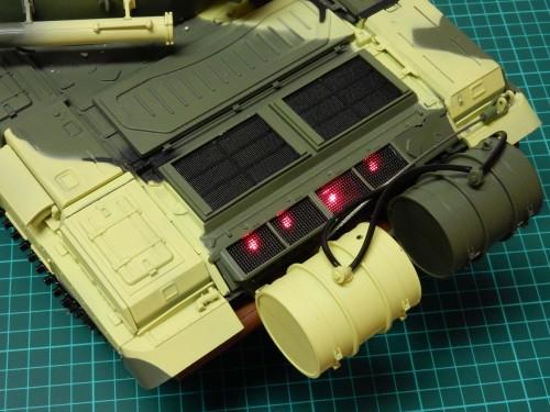Costruisci il carro armato russo T-72