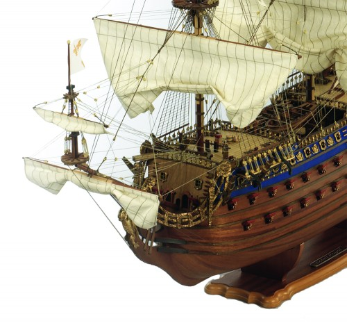 Build the Soleil Royal scale 1:70