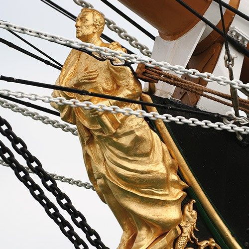 Costruisci l'Amerigo Vespucci | Scala 1:100