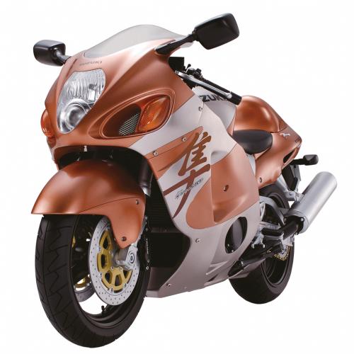 Costruisci la Suzuki GSX Hayabusa   Scala 1:4