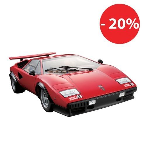 Costruisci la Lamborghini Countach | Scala 1:8