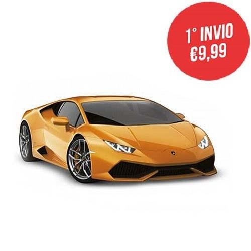 Lamborghini Huracán | Scala 1:10