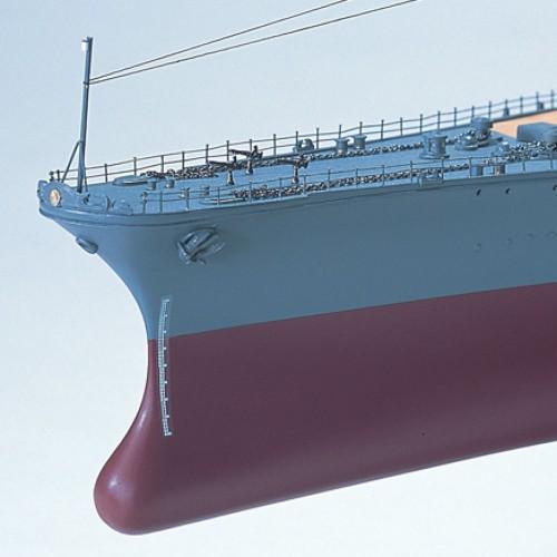 Costruisci la corazzata Yamato - Lo scafo