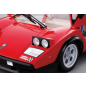 Lamborghini Countach LP 500S Model - Equipped with working lights and realistic sound effects