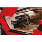 Lamborghini Countach LP 500S Model - The car's interior