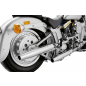 Harley-Davidson Fat Boy - The Dual Exhaust Pipes