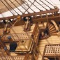 Modello del veliero San Felipe